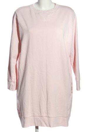 COS Sweatkleid pink Casual-Look