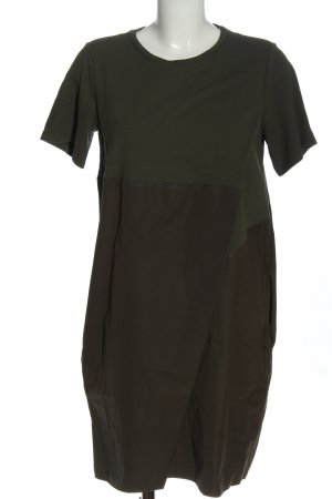 COS Sweatkleid khaki Casual-Look