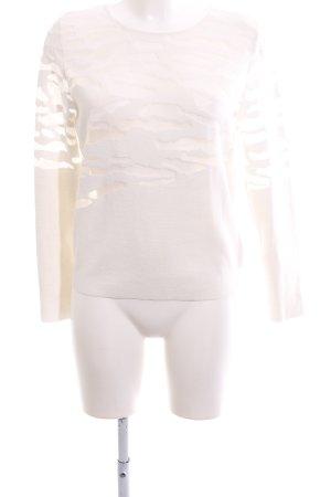COS Sweatshirt creme Casual-Look