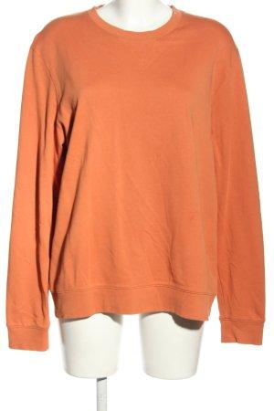 COS Bluza dresowa jasny pomarańczowy W stylu casual