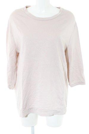 COS Sweatshirt wollweiß Casual-Look