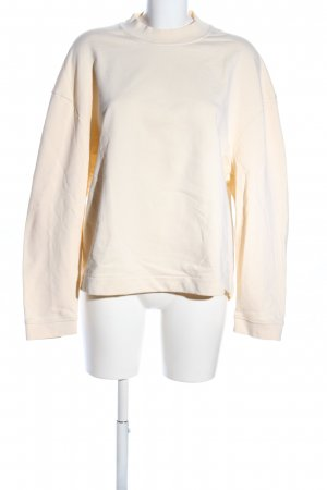 COS Sweat Shirt natural white casual look