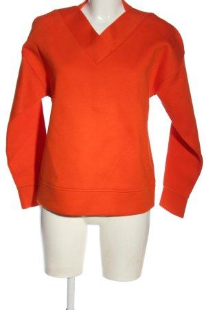 COS Sweatshirt rot Casual-Look