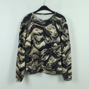 COS Sweatshirt Gr. L beige blau (20/11/027*)