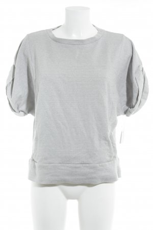 COS Sweatshirt hellgrau Casual-Look