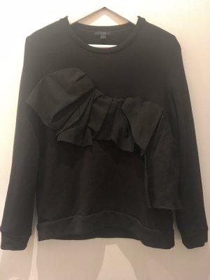 COS Sweatshirt zwart