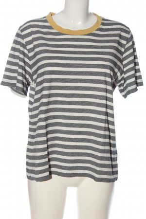 COS T-Shirt striped pattern casual look