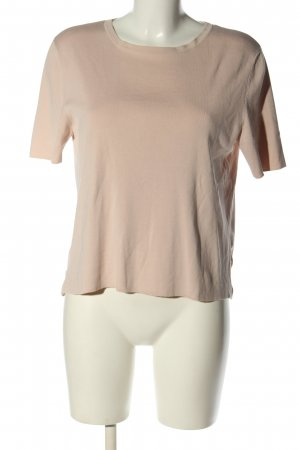 COS T-Shirt creme-pink Casual-Look