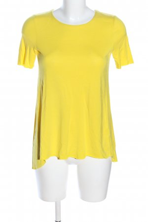 COS T-Shirt blassgelb Casual-Look