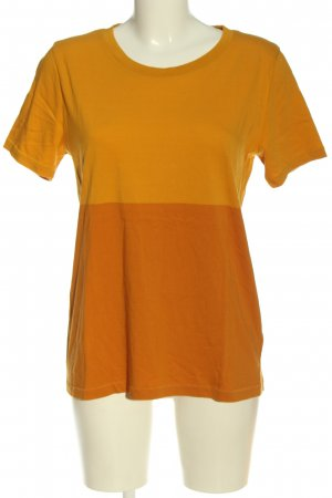 COS T-Shirt light orange casual look