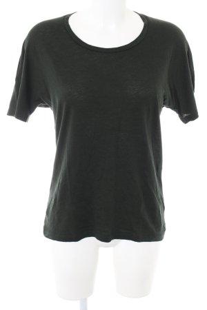 COS T-Shirt schwarz Casual-Look