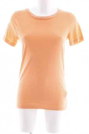 COS T-Shirt apricot Casual-Look