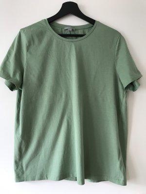COS T-shirt lichtgroen
