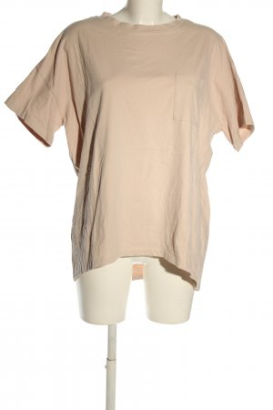COS T-Shirt creme Casual-Look