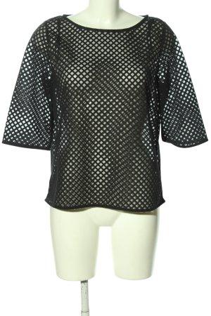 COS T-Shirt schwarz extravaganter Stil