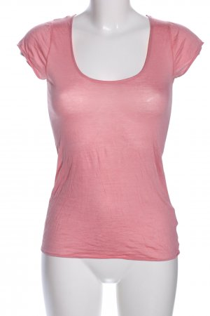 COS T-Shirt pink meliert Casual-Look