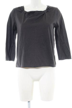 COS T-Shirt hellgrau Casual-Look