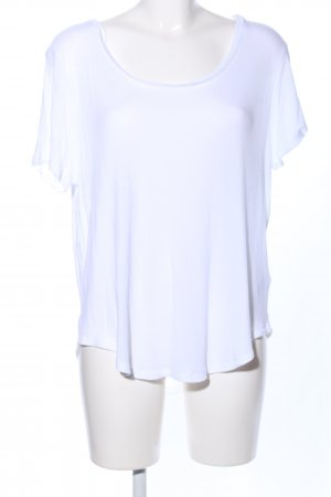 COS T-Shirt weiß Casual-Look
