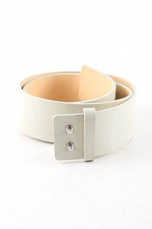 COS Waist Belt natural white business style