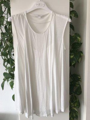 COS T-shirt bianco sporco