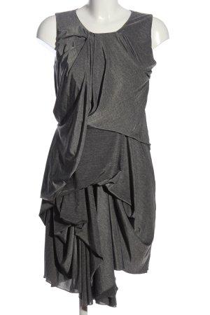COS Blusenkleid hellgrau klassischer Stil