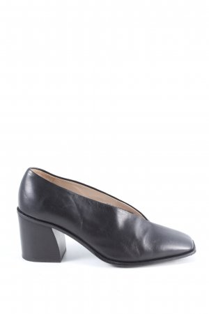 COS Chaussure décontractée noir style d'affaires