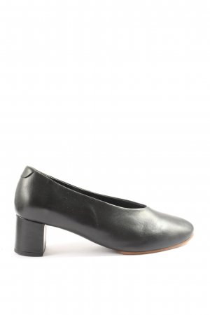 COS Chaussure décontractée noir style décontracté