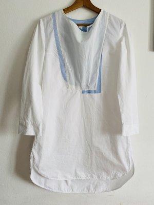 COS Tunic Blouse white