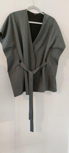 COS Kimono Blouse dark grey