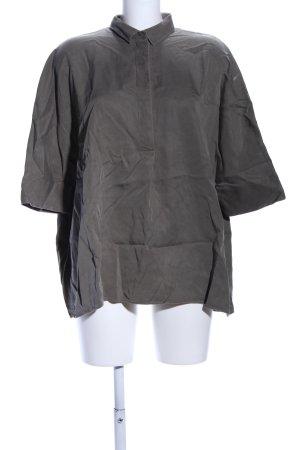 COS Tunique-blouse kaki style décontracté