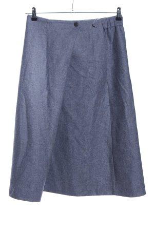 COS Jupe en tweed gris clair moucheté style décontracté