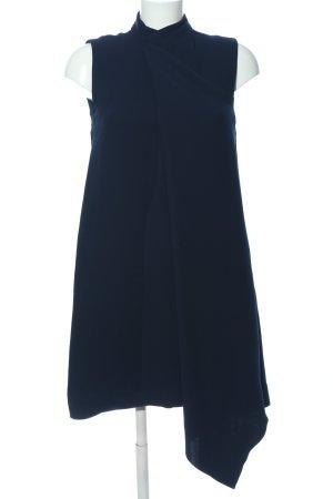 COS Vokuhila-Kleid blau Casual-Look