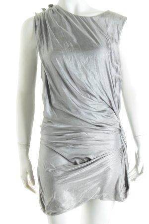COS Maglietta aderente grigio chiaro