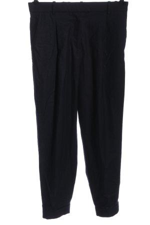 COS Pantalon en laine noir style d'affaires