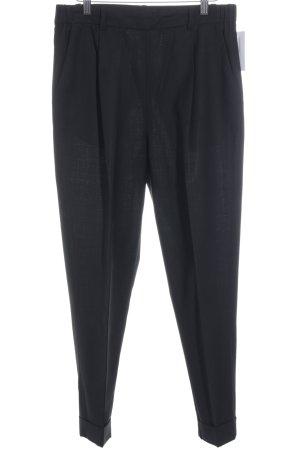 COS Pantalone di lana nero