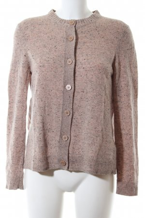 COS Wool Jacket nude flecked casual look