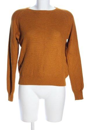 COS Pull en laine brun style d'affaires