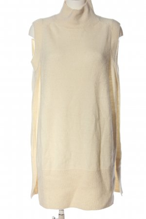 COS Wollpullover creme Casual-Look