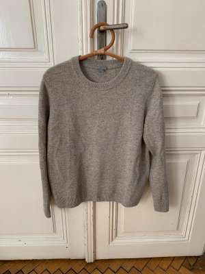 COS Knitted Sweater camel