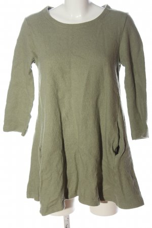 COS Wollpullover khaki Casual-Look