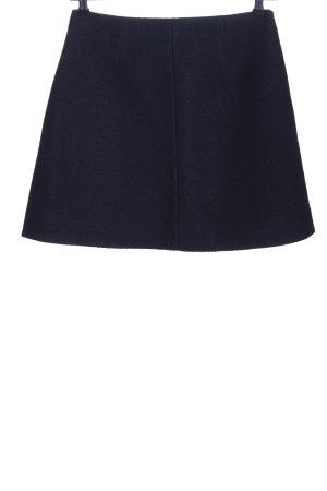 COS Falda de lana negro estilo «business»