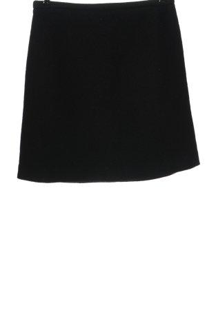 COS Wollen rok zwart elegant