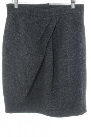 COS Wool Skirt flecked business style