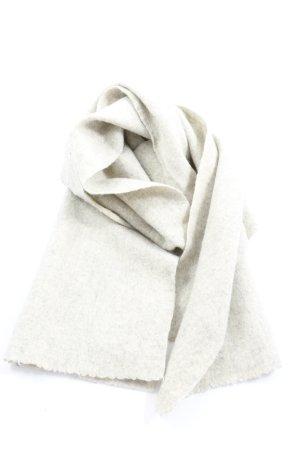 COS Sciarpa di lana bianco sporco modello web stile casual