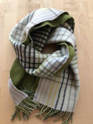 COS Bufanda de lana multicolor Lana
