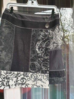 Cosima Wool Skirt multicolored wool