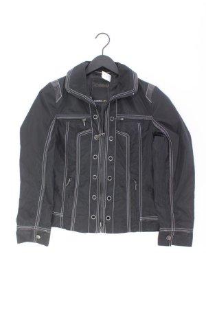 Cosima Jacke Größe 38 schwarz aus Polyester