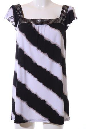 Cosima Strappy Top allover print casual look