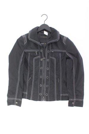 Cosima Übergangsjacke Größe 38 schwarz aus Polyester