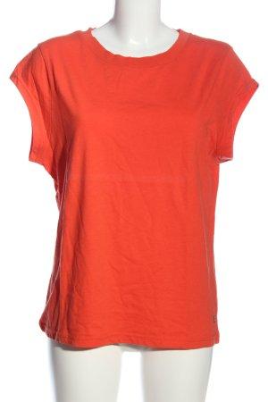 Coster Copenhagen T-Shirt hellorange Casual-Look